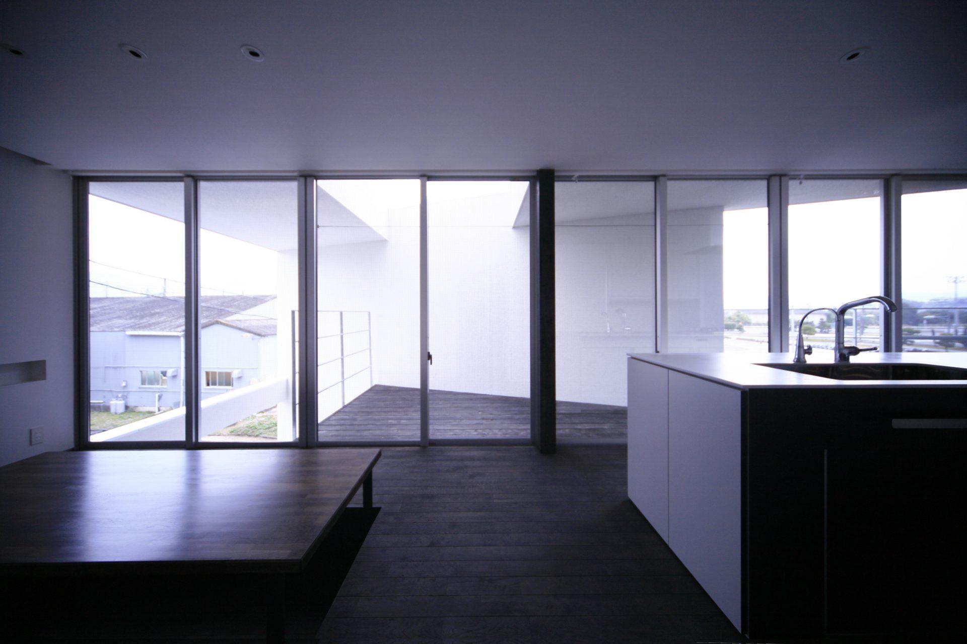 奈良五位堂の店舗兼住宅のLDK01