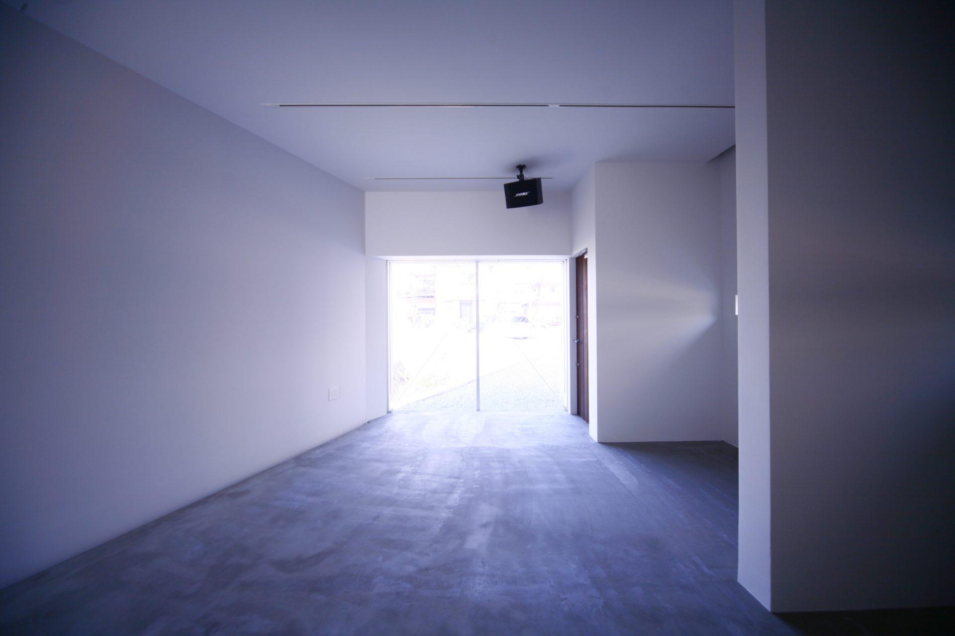 奈良五位堂の店舗兼住宅の個室
