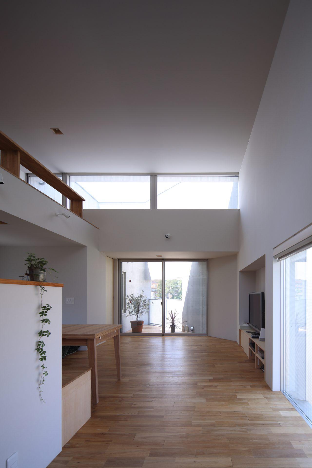 奈良西大寺の店舗+住宅のLDK01