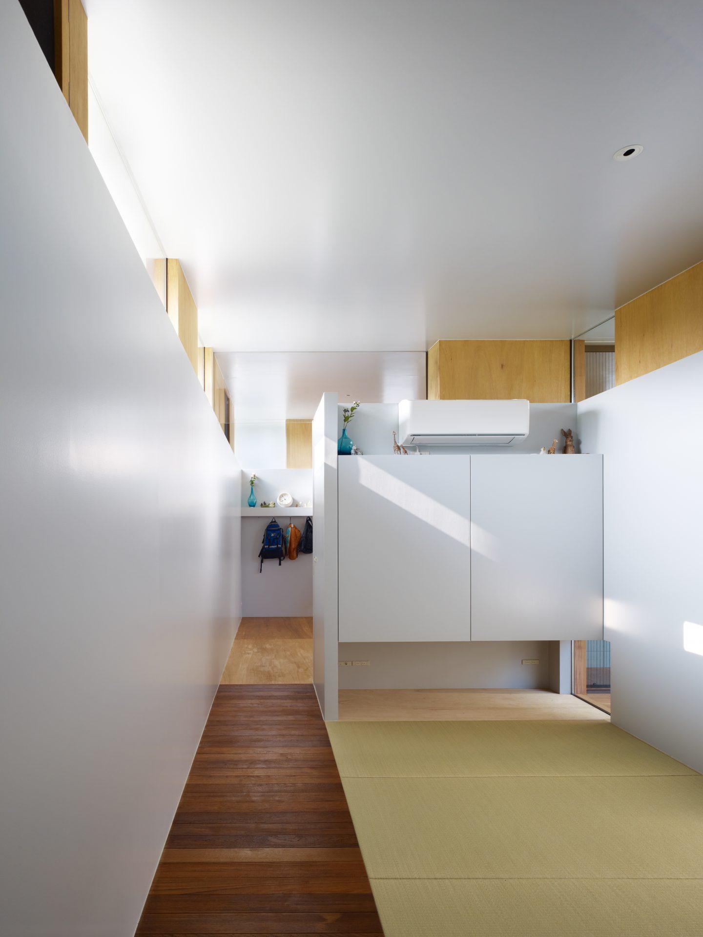 奈良関屋の家の和室