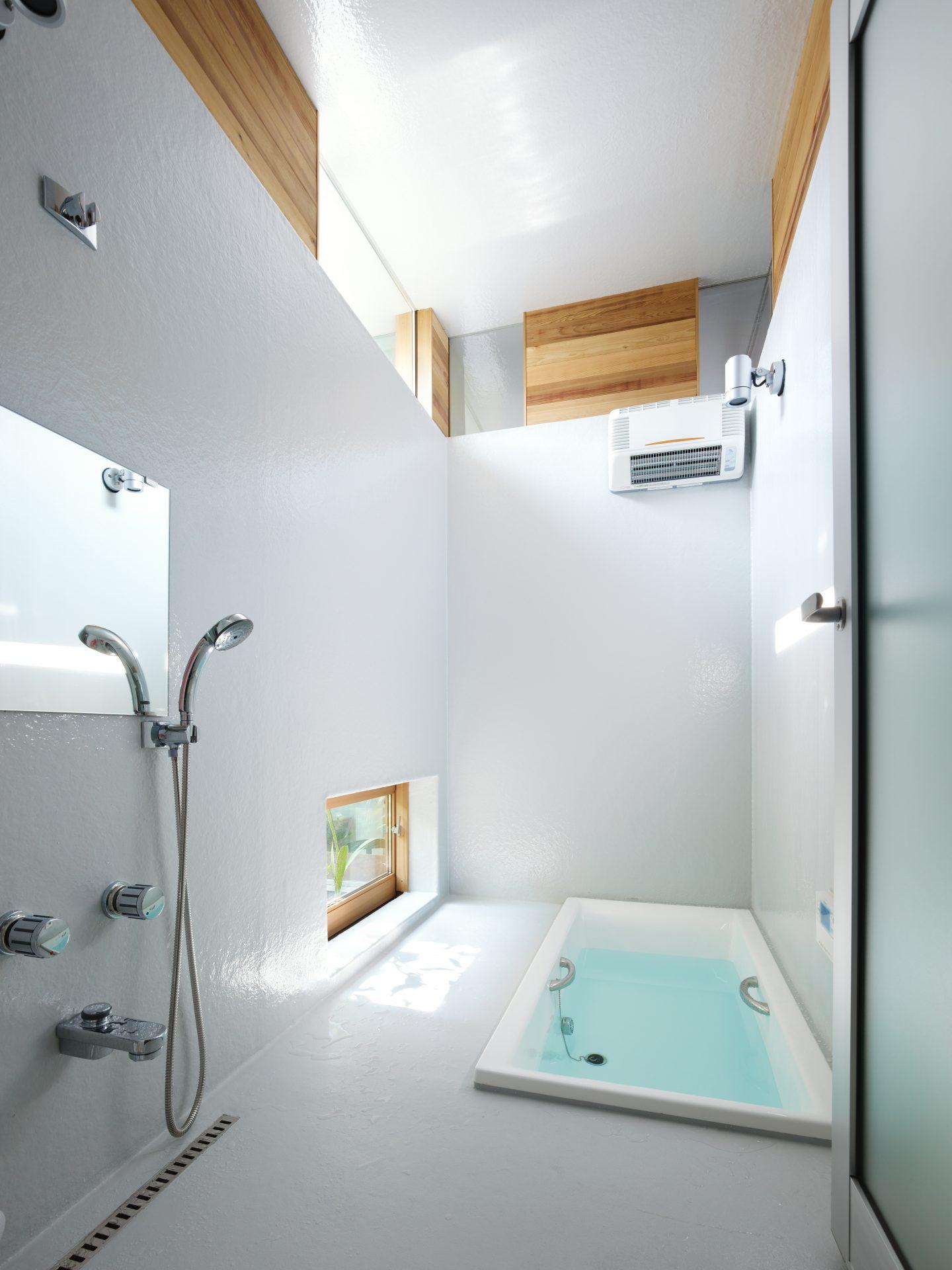 奈良関屋の家の浴室