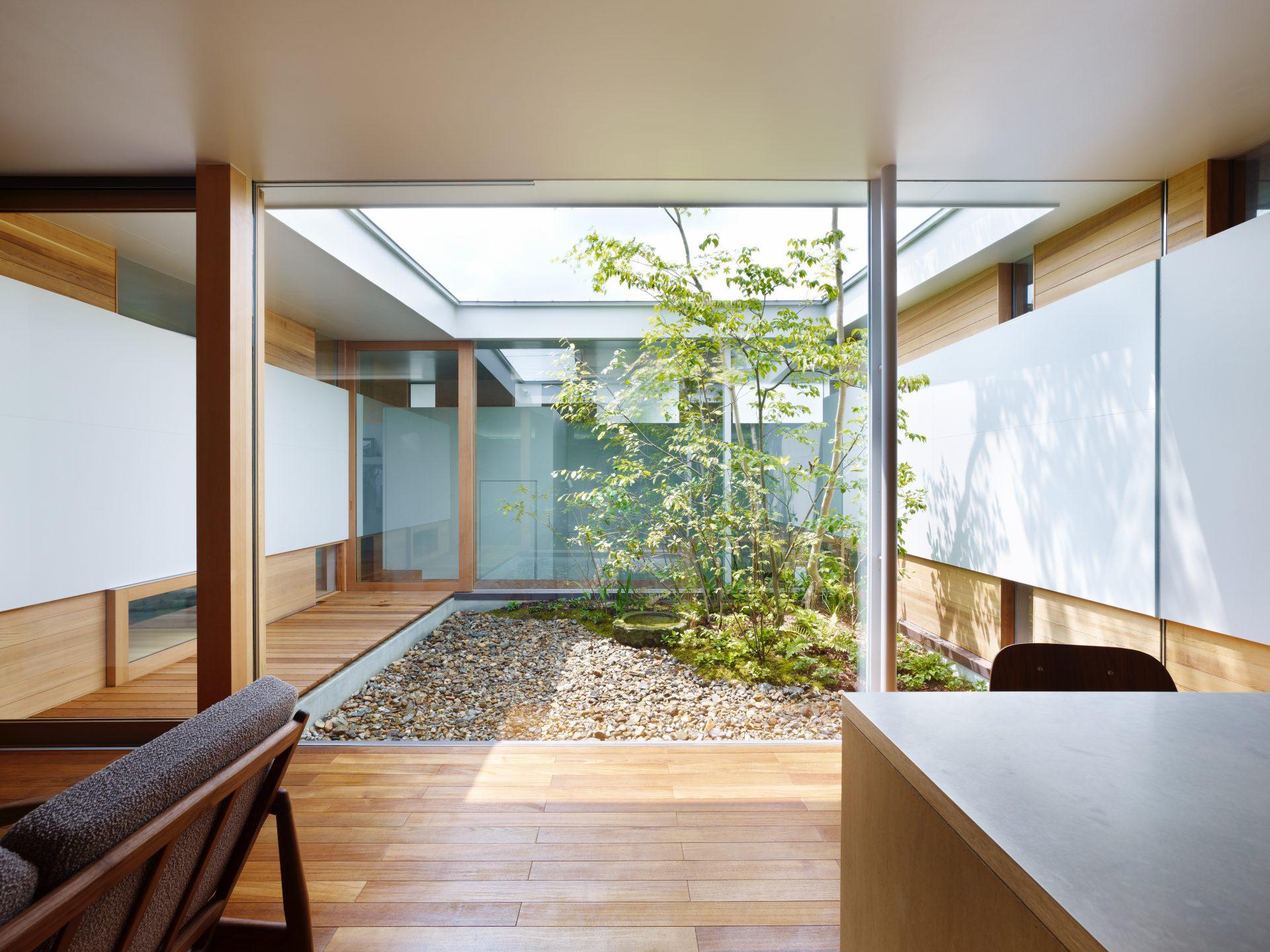 奈良関屋の家のLDK01