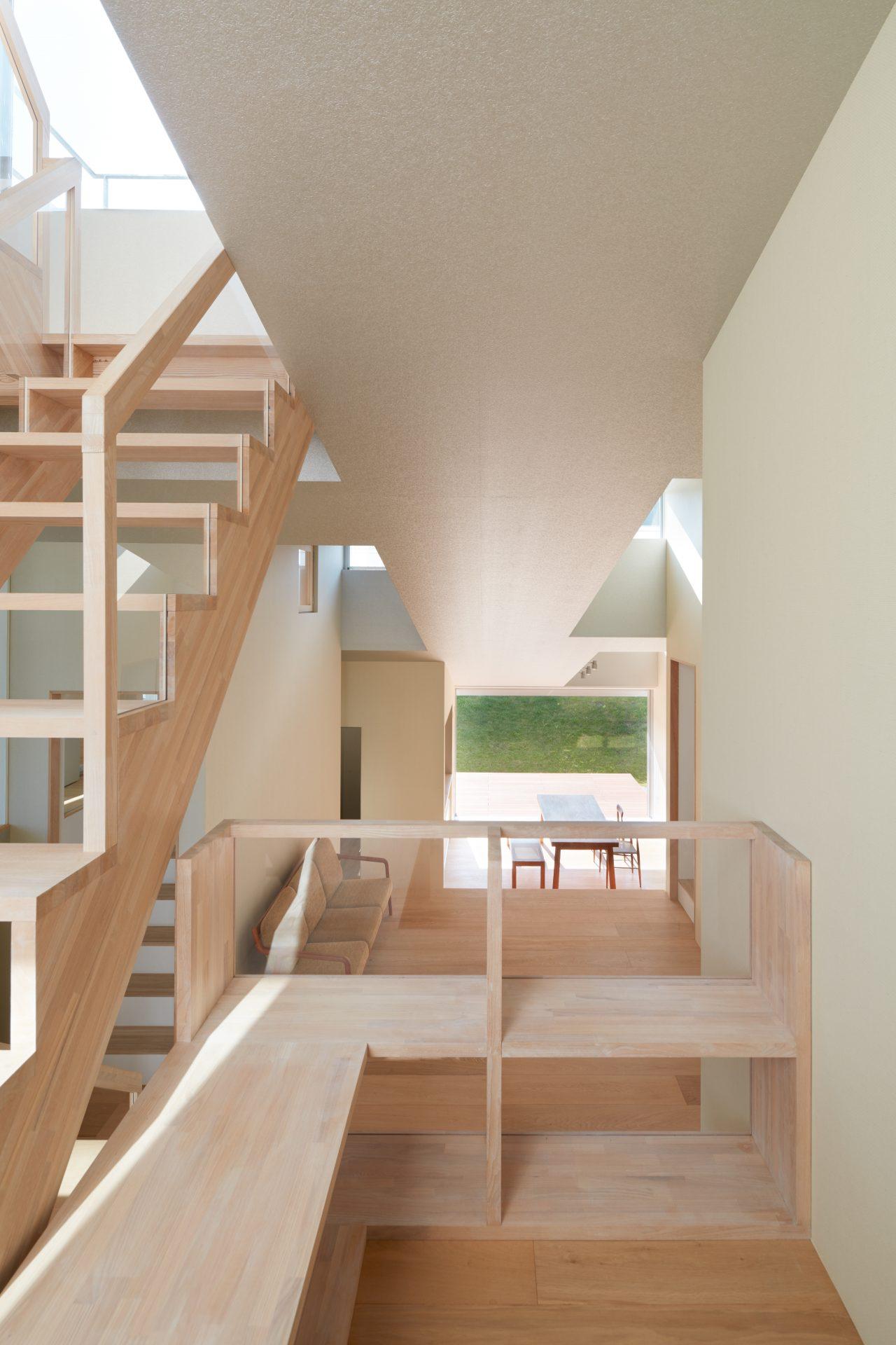徳島徳島の家のスタディスペース