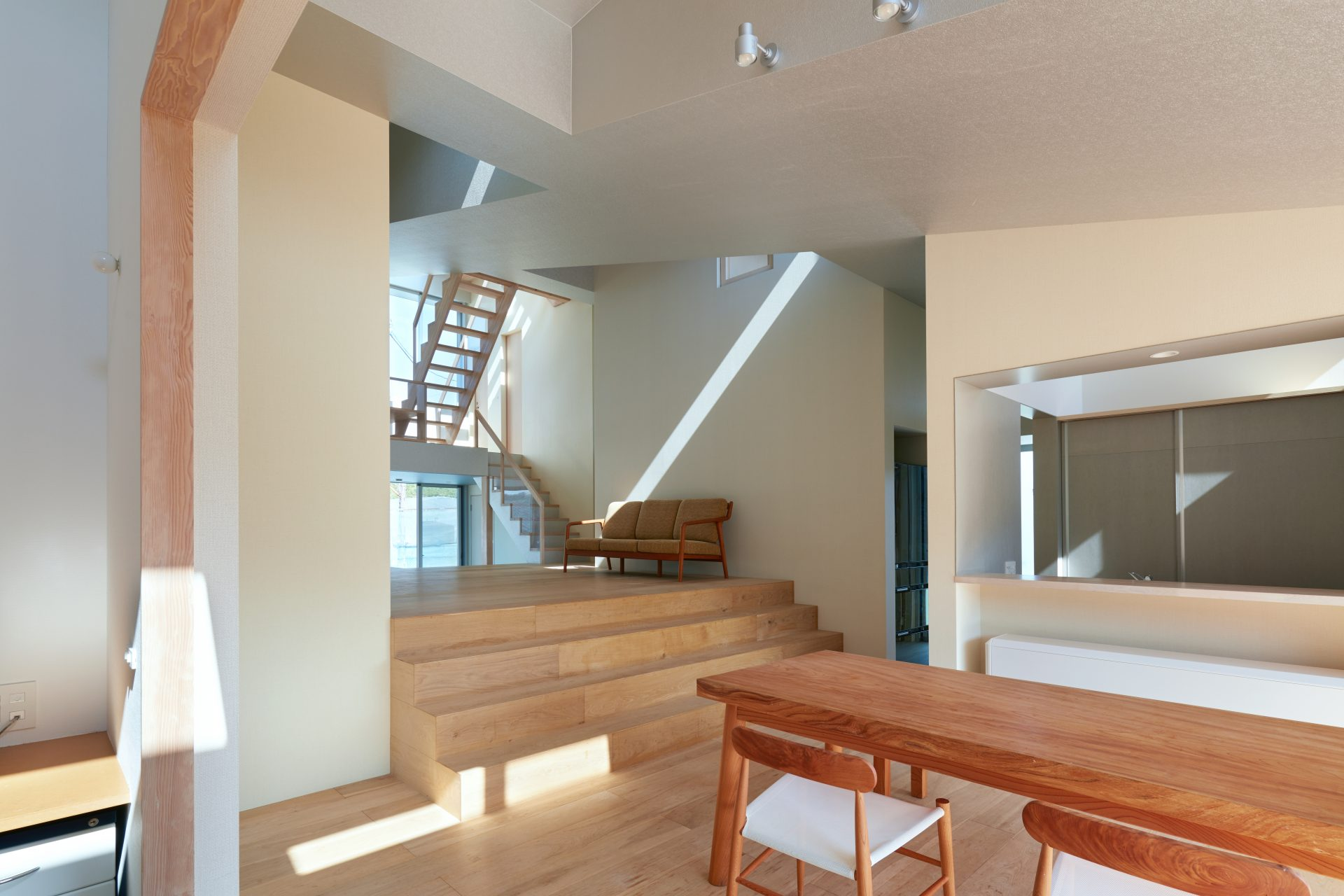 徳島徳島の家のダイニング01