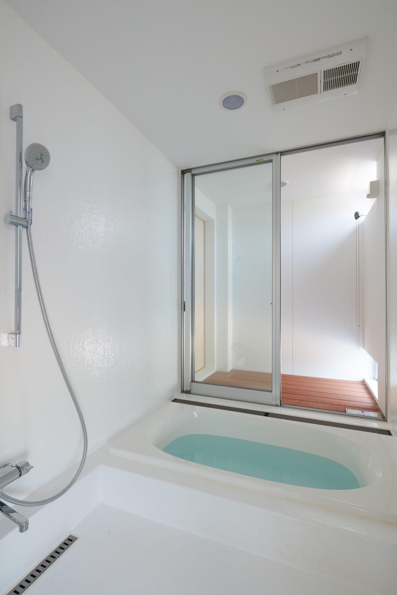 徳島徳島の家の浴室