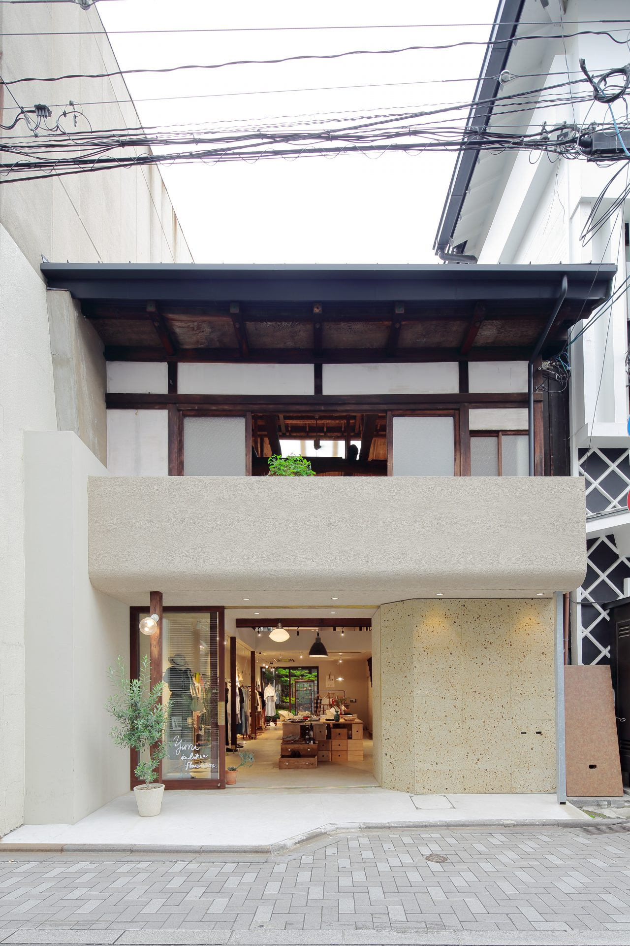 京都Yuniの外観01