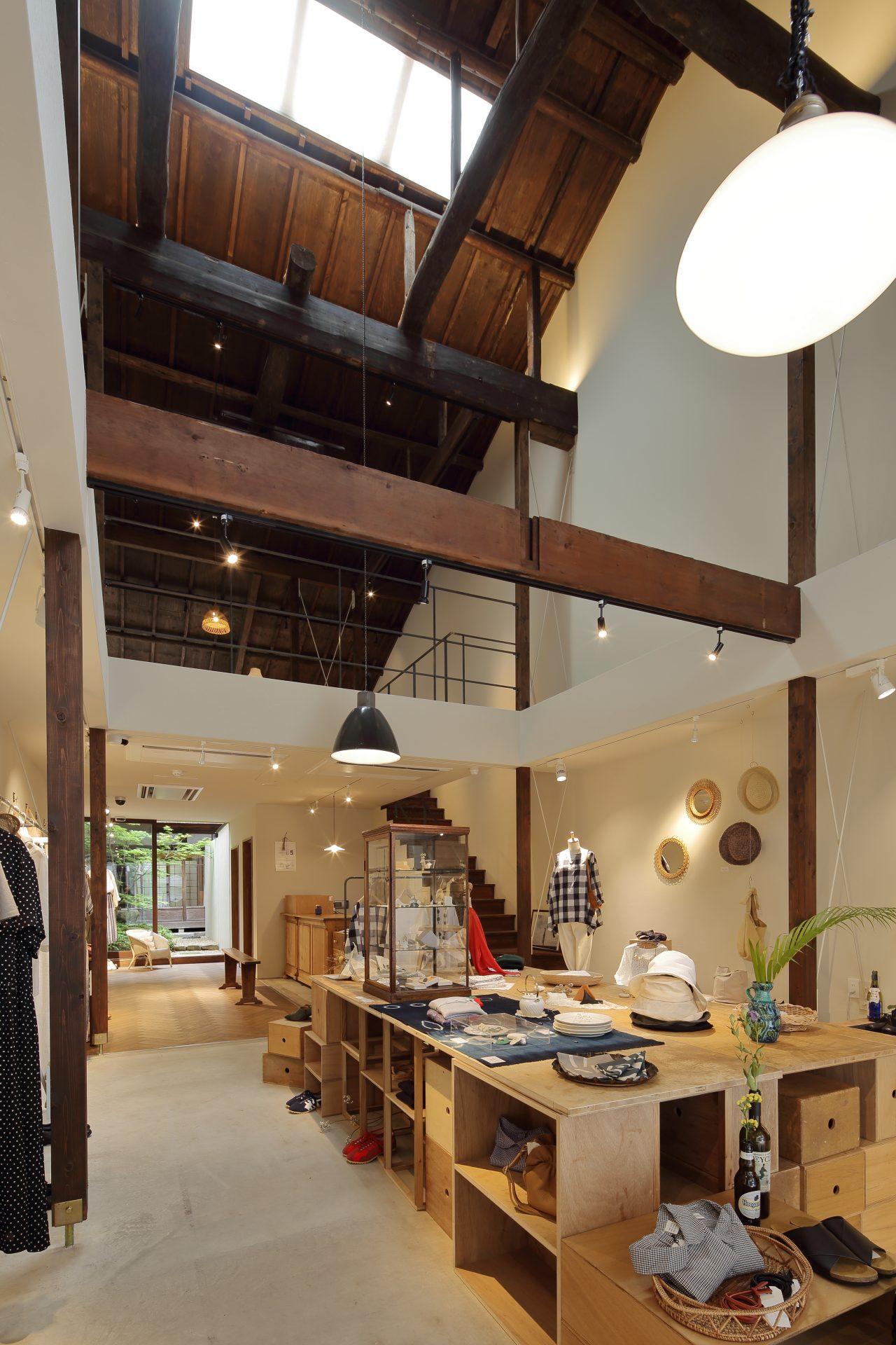 京都Yuniの店舗スペース01