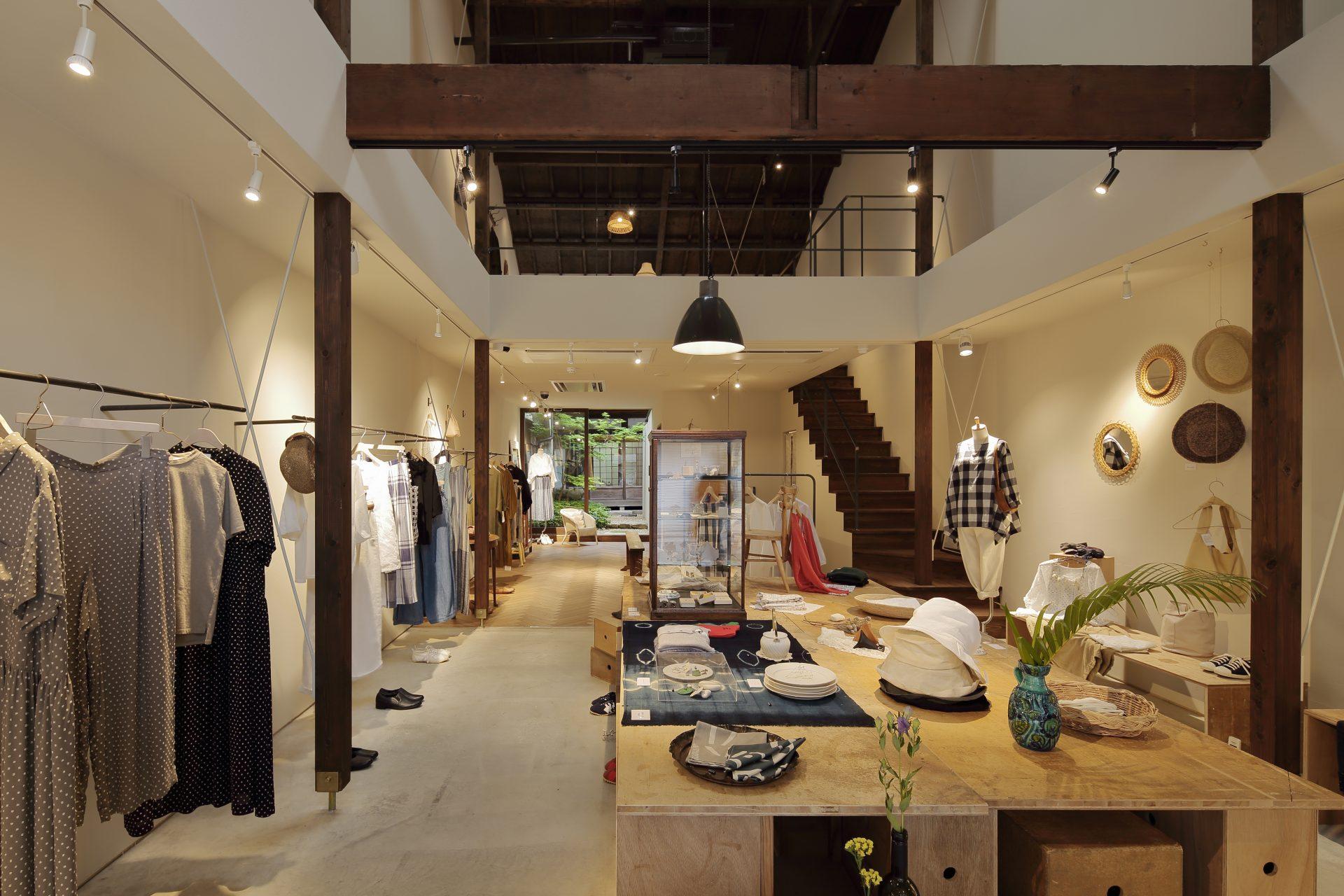 京都Yuniの店舗スペース02