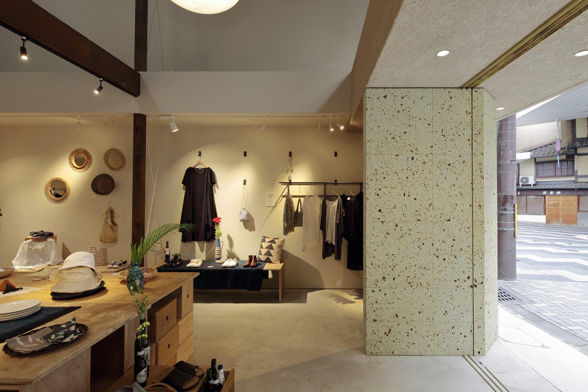 京都Yuniの店舗スペース03