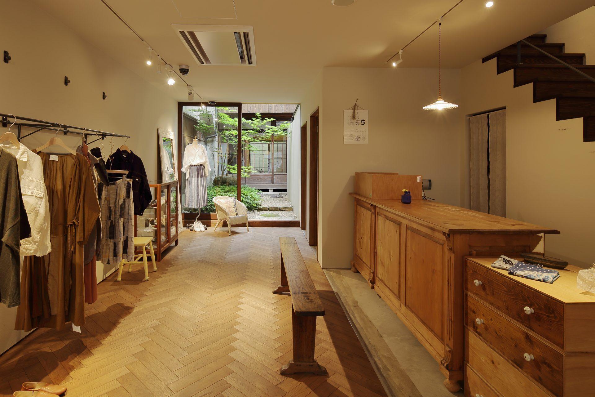 京都Yuniの店舗スペース04
