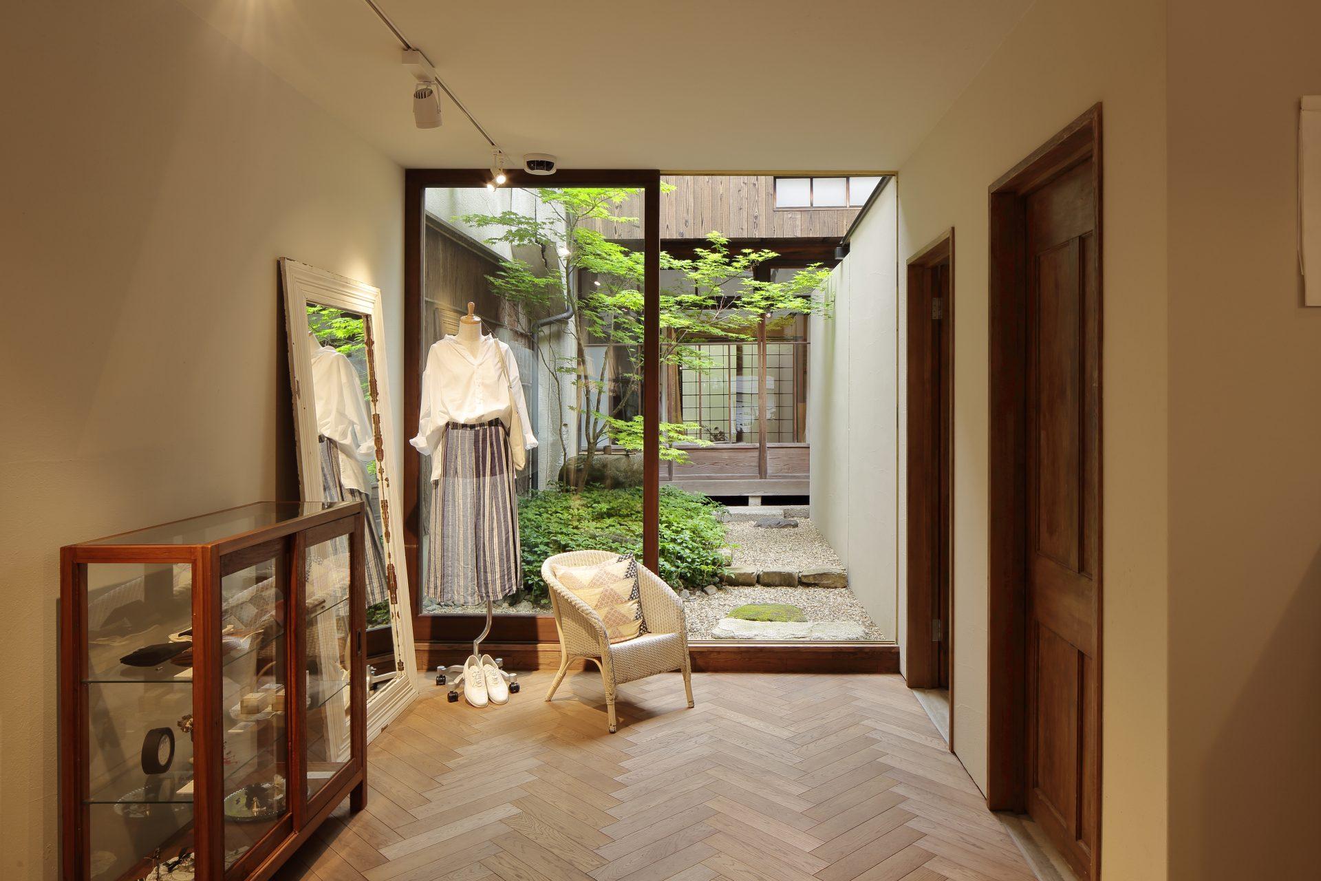 京都Yuniの店舗スペース05