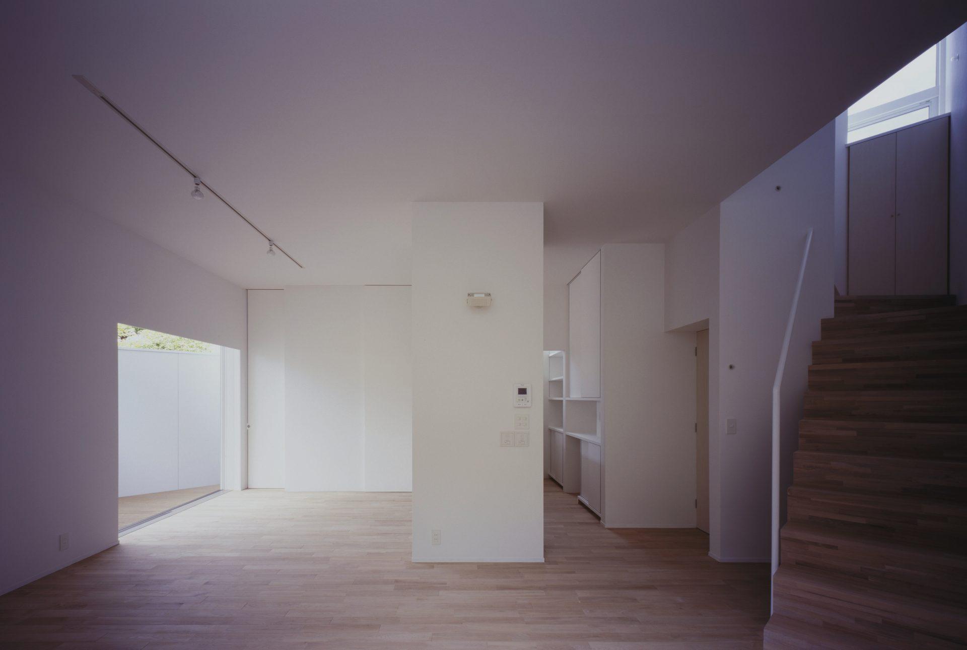 兵庫網干の家のLDK01