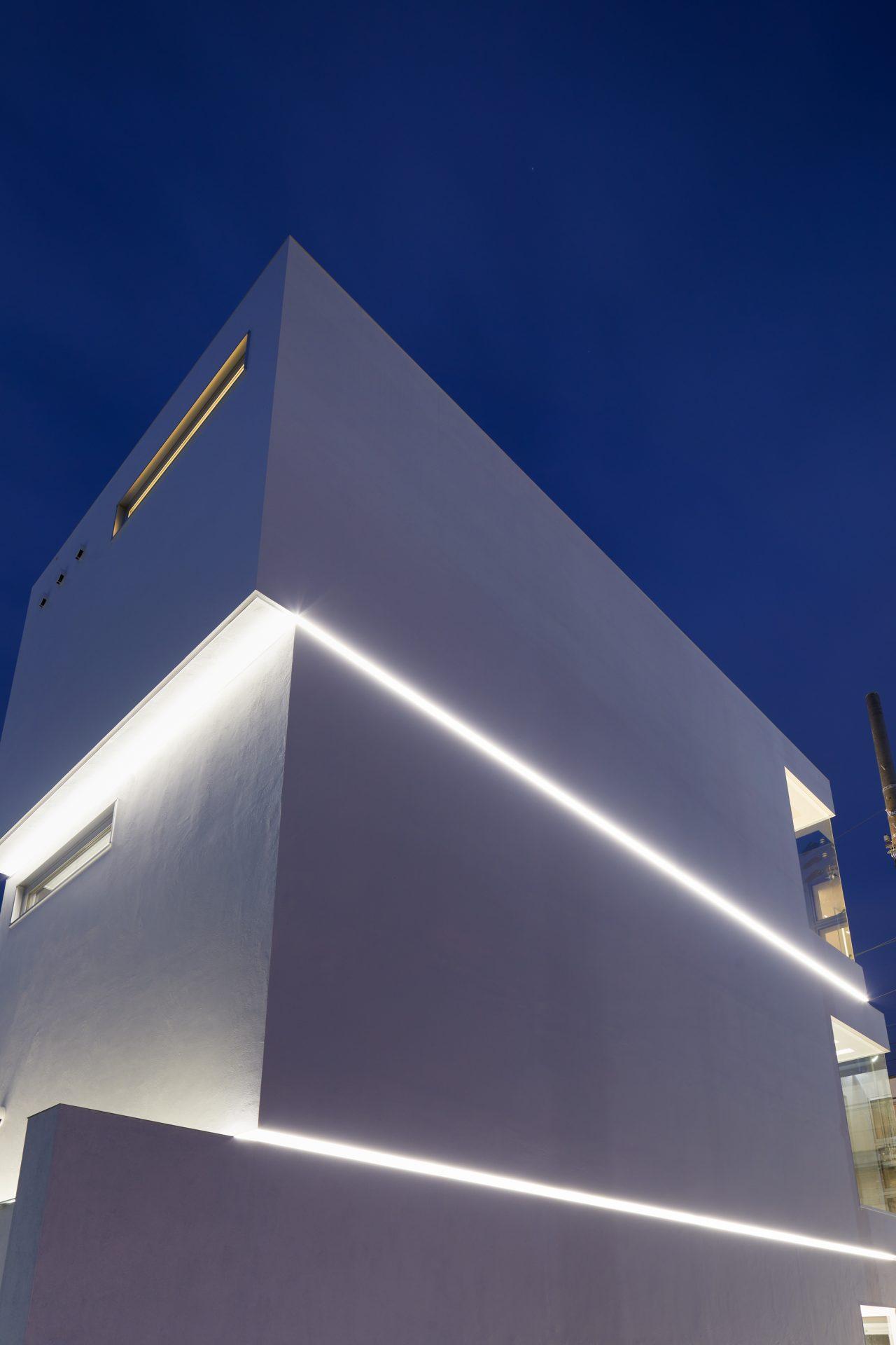 京都KKDCJapanの外観5(夜景)