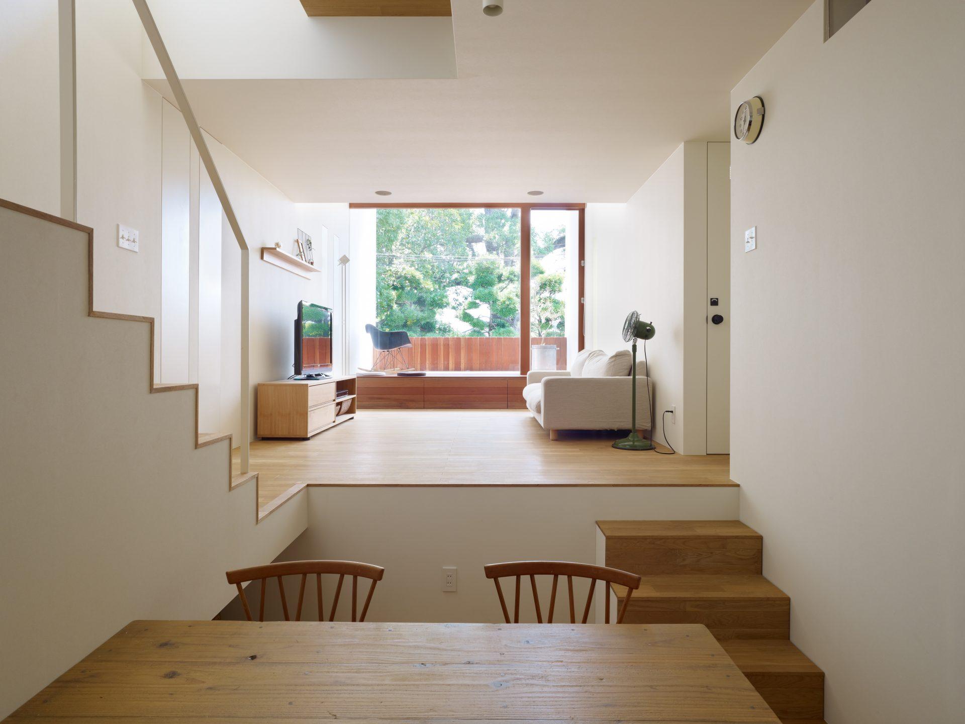 兵庫西宮の家のダイニング01