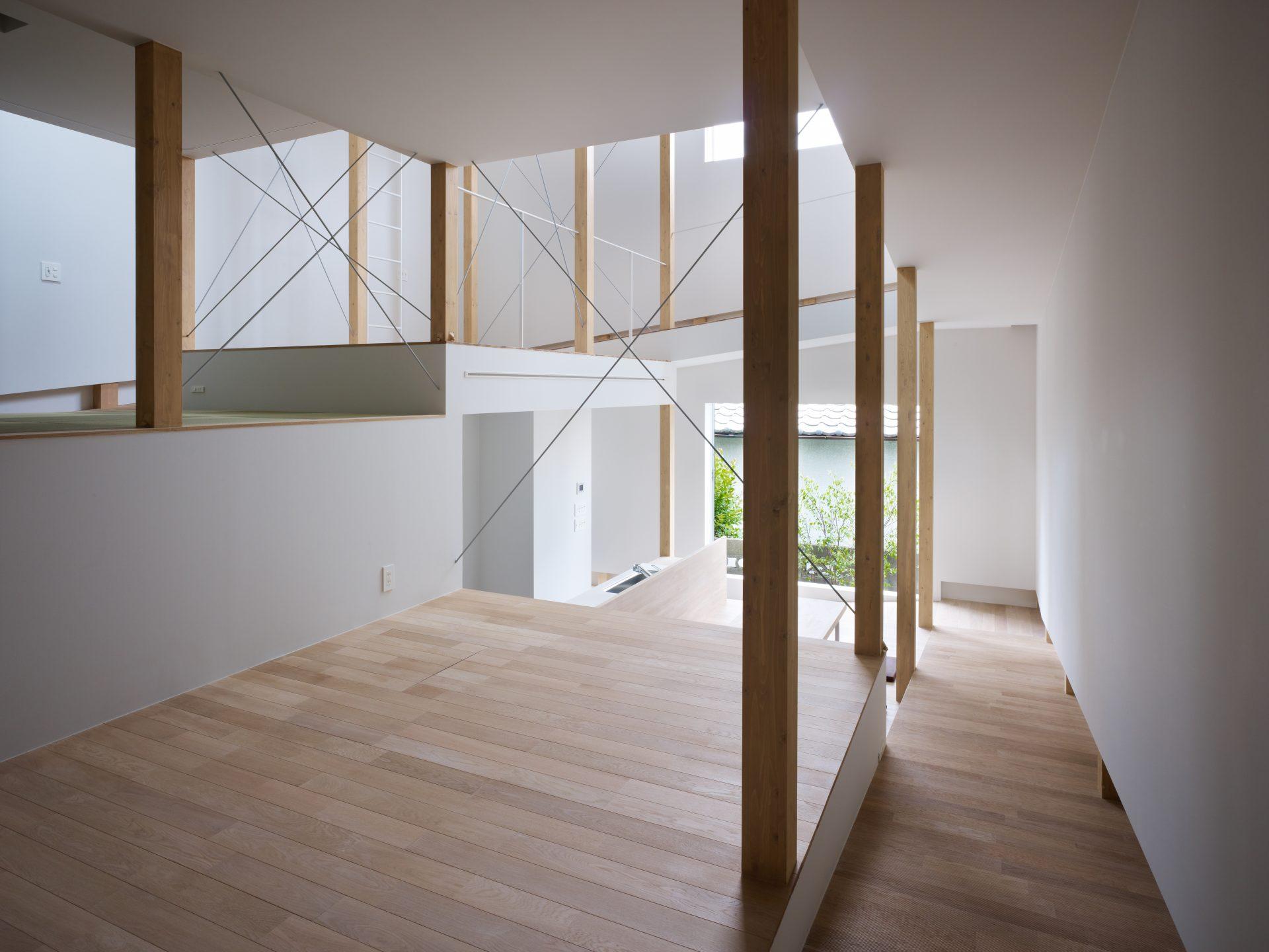 大阪スロープの家の個室01