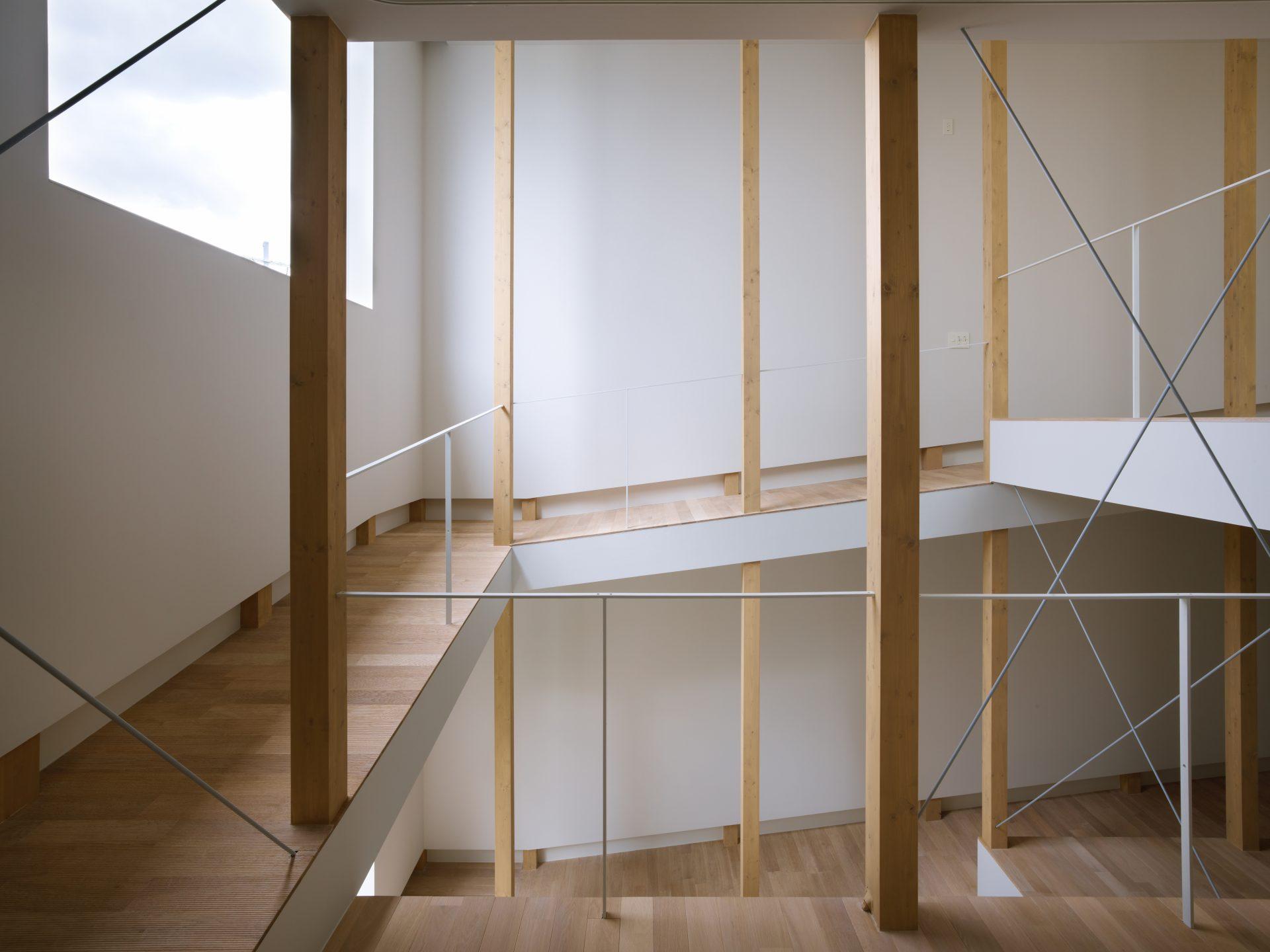 大阪スロープの家のスロープ01