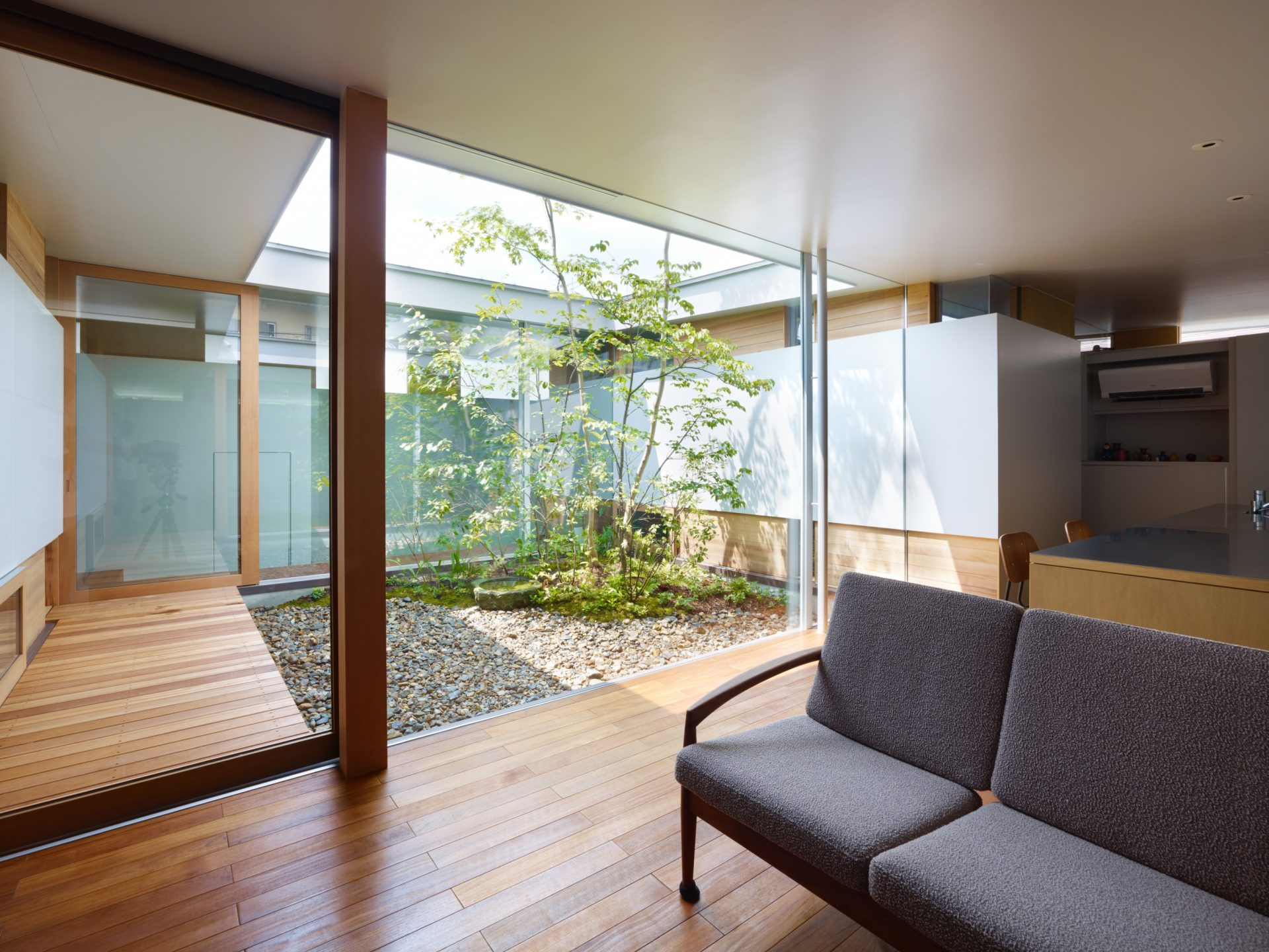 奈良関屋の家のLDK02