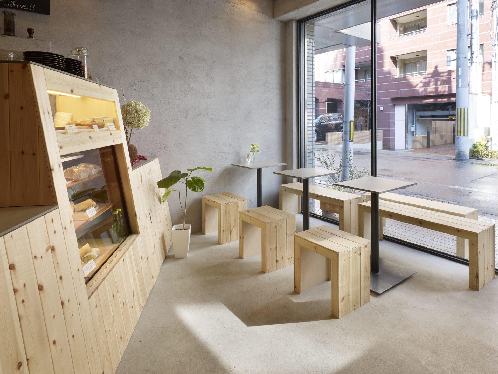 京都Sentidoの店舗内装01
