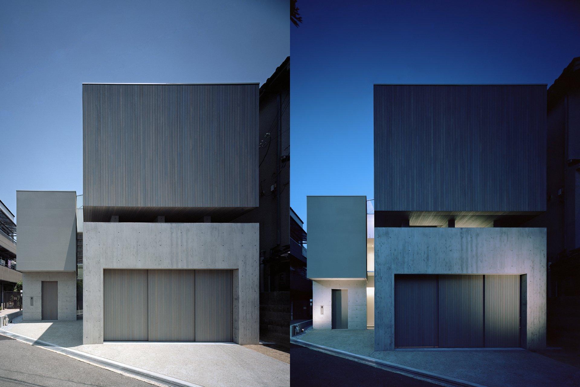 建築家の注文住宅7/大阪のRC造(鉄筋コンクリート)の住宅